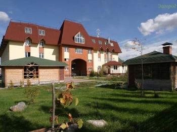 Коттеджный поселок Ново-Спасское
